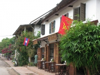 flags-of-luang-prabang-laos