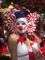Pepperment Clown