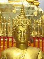 Doi Suthep Buddha Portrait