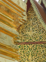 Doi Suthep Wat Detail