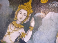 Doi Suthep Painting Detail