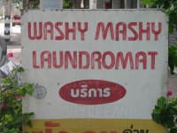 Washy Mashy Laundry